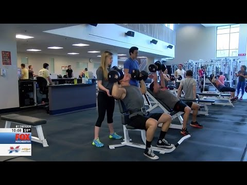 RIT on TV: Exercise Science