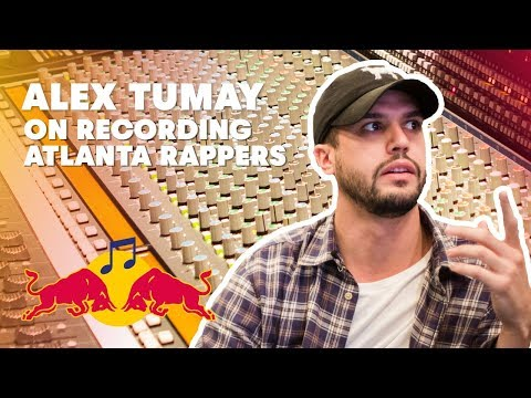 Young Thug Engineer Alex Tumay on Recording | Red Bull Music
