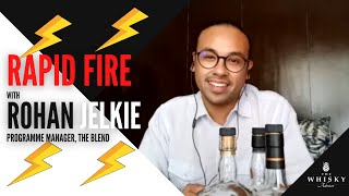 Rapid Fire with Rohan Jelkie, Programme Manager, The Blend - Beam Suntory