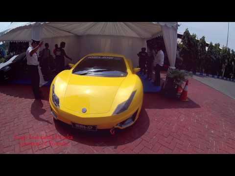 Mencoba Selo, Mobil Listrik Karya Anak Negeri