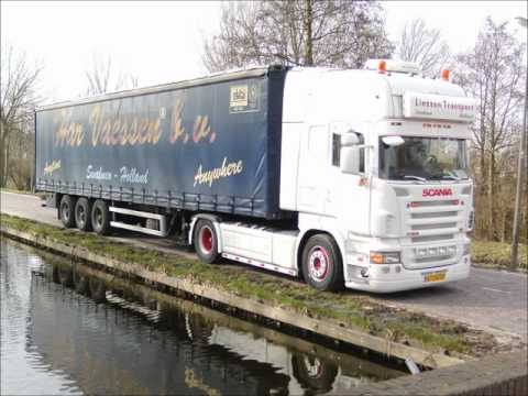 Henk Wijngaard Scania King Of The Road