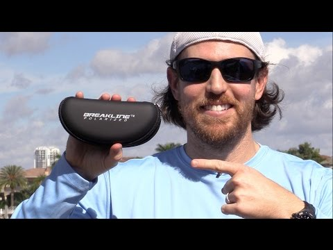 Breakline Polarized Sunglasses - (Review)