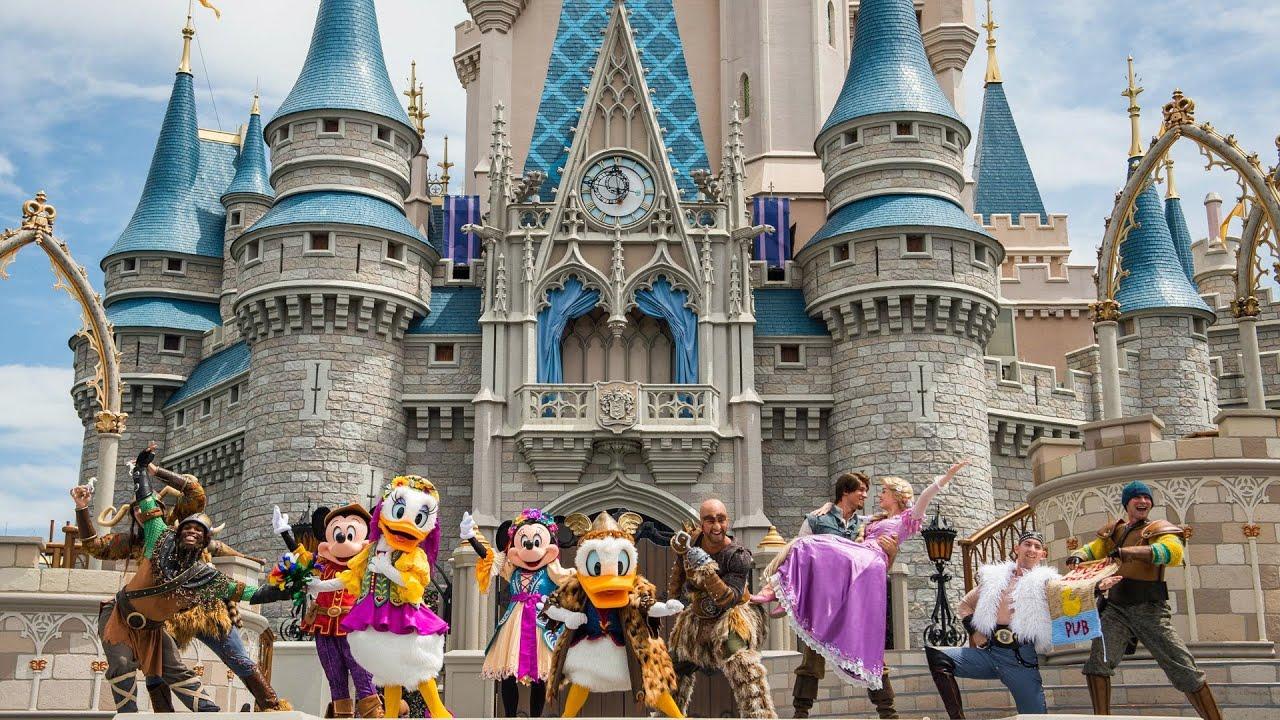 Download Walt Disney World Complete Vacation Planning Video