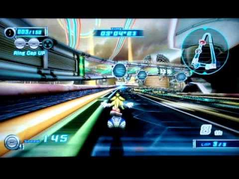 Sonic Riders: Zero Gravity (Pt-Br) - Wii