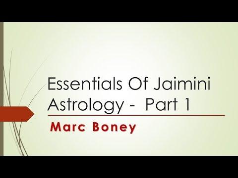 Essentials of Jaimini