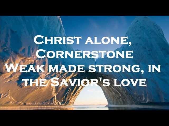 Cornerstone - Cornerstone - Hillsong Live 2012 - (HD) (With Lyrics)