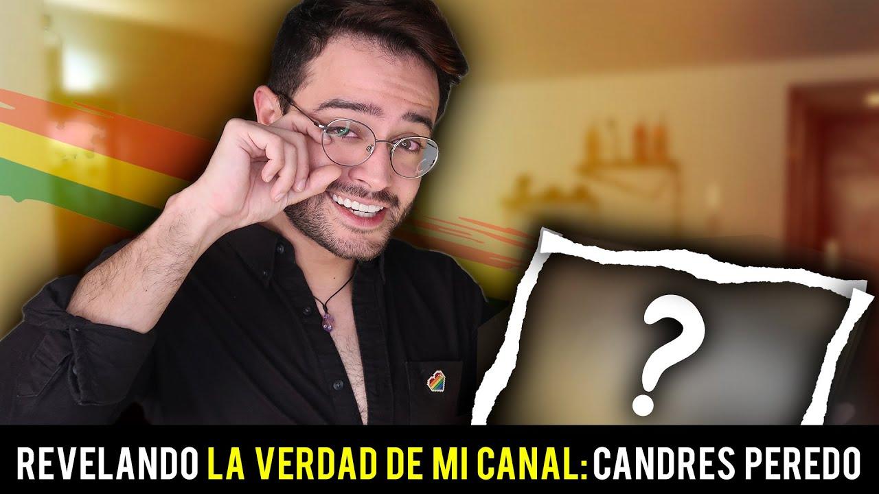 LLEGO LA HORA DE CONTARLES ESTO... | CANDRES PEREDO