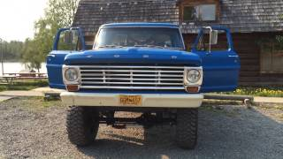 1967 Ford F250 4x4