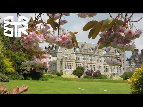 Best Hotel Spa In The UK? ASHDOWN PARK - Sussex, England