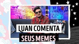 LUAN SANTANA RESPONDE MEMES DE MC LENÇOL E DJ TRAVESSEIRO | CH Entrevista