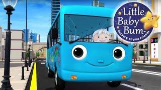 Wheels On The Bus   Part 15   Nursery Rhymes   Original Version By LittleBabyBum!