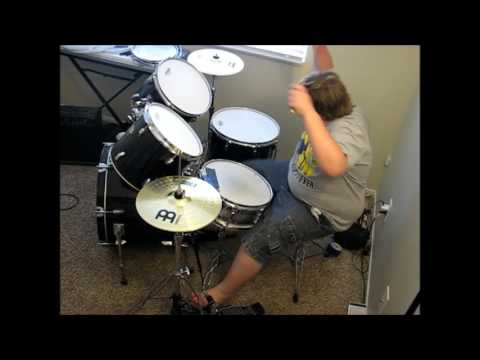 Shinedown-Cut the Cord DRUM COVER!