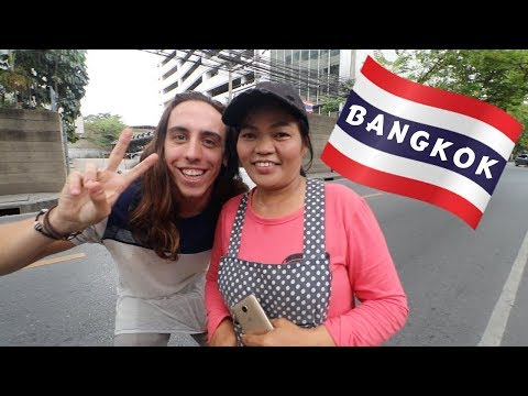 Last day in Southeast Asia after 8 months of travel - Bangkok Thailand travel vlog