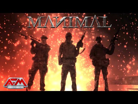 MANIMAL - Armageddon (2021) // Official Music Video // AFM Records