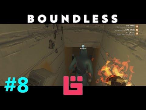 """Boundless: """"Mining Tour + Soft Coal"""" / #8"""