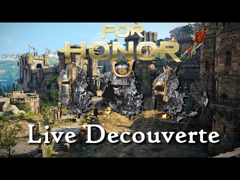 [Rediff] Découverte For Honor (Beta)