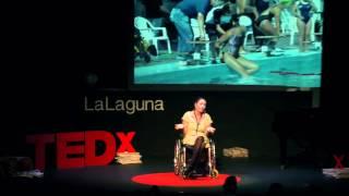 Huír no es la solución | María Pino Brumberg | TEDxLaLaguna