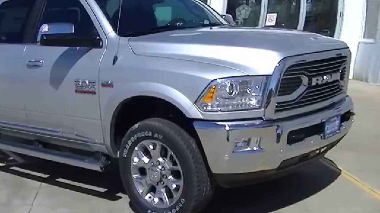 2016 ram 2500 crew cab 4x4 limited ram dealer roanoke motors youtube. Black Bedroom Furniture Sets. Home Design Ideas