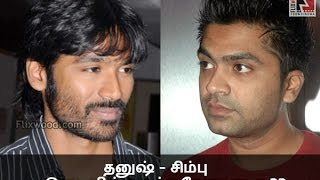Simbu Wants To Competes With Dhanush?