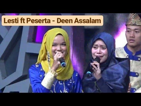 Mantapnya Lesti Nyanyikan Deen Assalam    Lesti Masak-masak