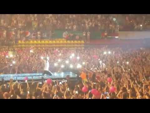 Enrique Iglesias - Live Concert HD in Skopje, El Perdon , Bailando , I Like it