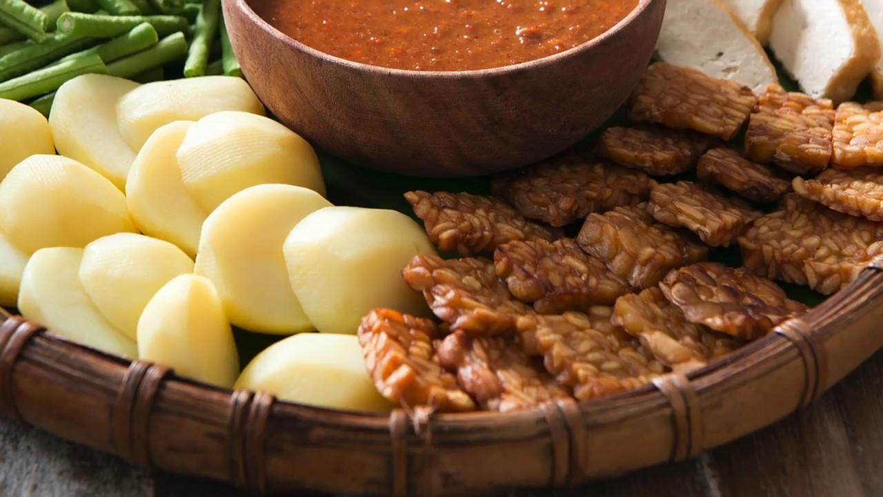 Thermomix® Singapore Gado Gado Indonesian Salad with Peanut Sauce Recipe