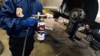 Жидкая шумоизоляция АЭРОЛЮКС от компании Rubber paint