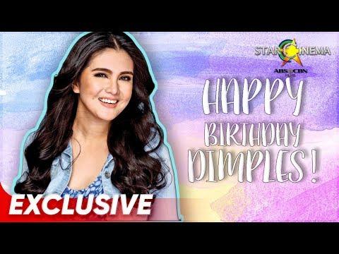 Happy Birthday, Dimples Romana!