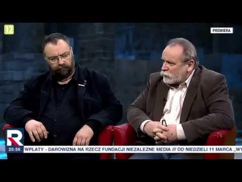 Kulisy manipulacji, M.Jaruzelska ekspert od wolności słowa 13.03.2018