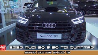 2020 Audi SQ 5 TDI Quattro 349hp - Exterior And Interior - Sofia Motor Show 2019