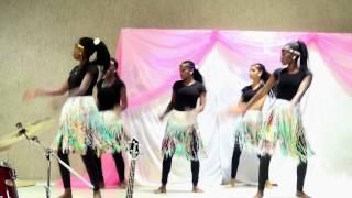 african choreography by el shaddai dance