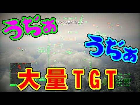 大量TGT - 大量破●兵●無力化 - エースコンバット6