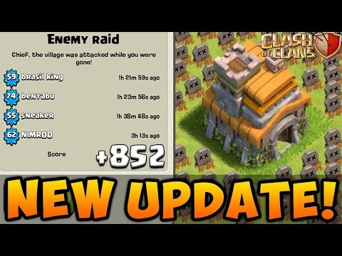 New *INSANE* Town Hall 7 (TH7) BEST TROPHY Base Design (CLASH OF CLANS)