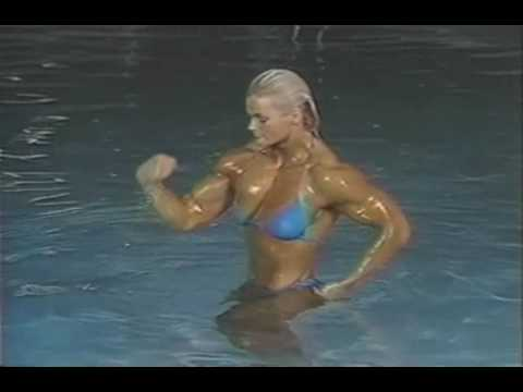 Angela Salvagno is so sexy and muscular from YouTube · Duration:  2 minutes 53 seconds