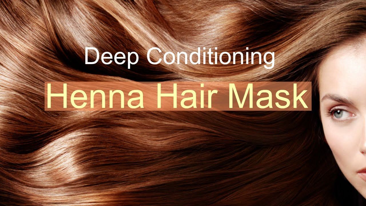 Mehndi On Hair How To Prepare : How to make henna hair mask for deep conditioning
