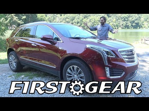 2017 Cadillac XT5 Luxury SUV - Review and Test Drive - First Gear