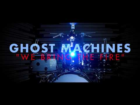 Ghost Machines - We Bring the Fire (Official Lyric Video)