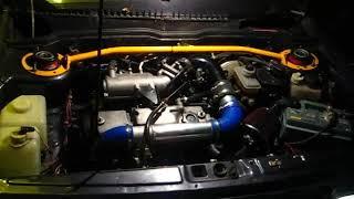 Lada 21099 компрессор(ВАЗ 21099 с приводным компрессором, пиковое давление 0,9 бара (при 7600 об/мин -1) Украина, Харьков., 2009-11-04T10:42:46.000Z)