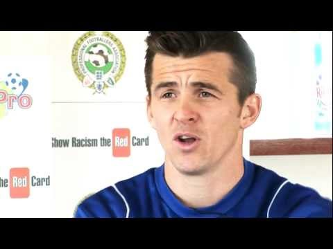 Joey Barton Interview - Show Racism the Red Card