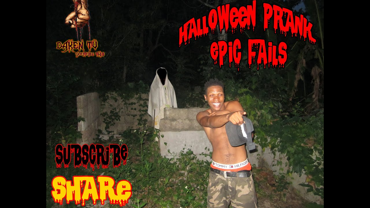 halloween prank epic fail daken tv ft. @jason starunit dancer @kyng