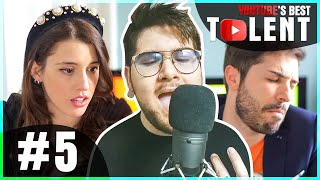 RAGAZZO CANTA con la VOCE di LADY GAGA *pazzesco* - YouTube's Best Talent