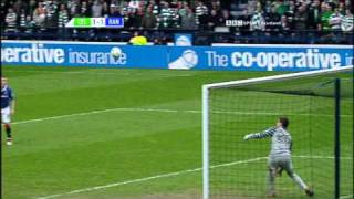 CIS CUP Final Highlights 2011 Celtic V Rangers 20.03.2011