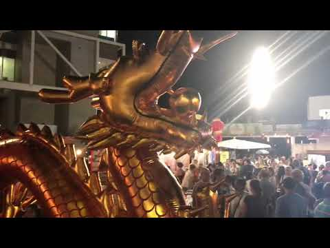 First Chinese Cultural Festival in Limassol, Cyprus