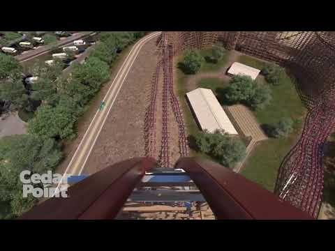 Cedar Point to open Steel Vengeance RMC coaster in 2018: Take a front seat ride