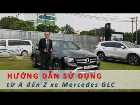 Hướng dẫn sử dụng xe Mercedes GLC 2016-2017-2018-2019 (Phần 1) | Tạ Chánh Mercedes