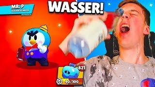 CLASHGAMES zieht MR. P & KIṖPT WASSER über KOPF!! 😈😂 NEUER BRAWLER OPENING! ★ Brawl Stars deutsch