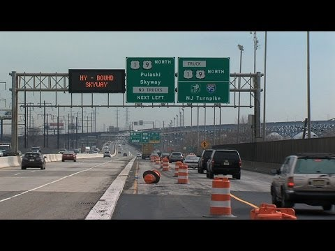 Commuters, Businesses Get Ready for 2-Year Pulaski Skyway Closure