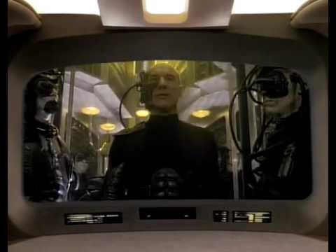 TNG I am Locutus of Borg (The Best of Both Worlds)