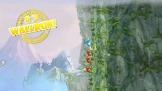 Rayman Origins - 10 Ways to Travel [UK]