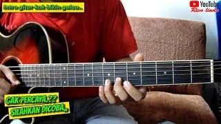 Belajar Intro Gitar Keren